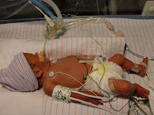 Hailey minutes old