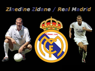photo zidane zinedine