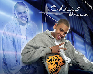 chris brown poppin