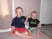 My Boys Devin and Dayne