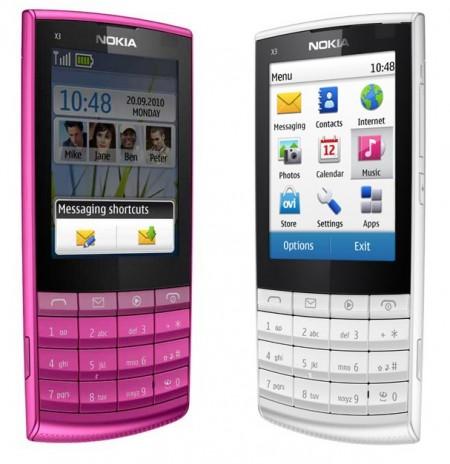 imagens do celular nokia x3 - Celular Nokia X3 Desbloqueado Buscapé
