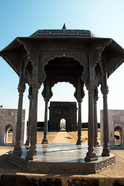 Sinhasan Place at Raigad