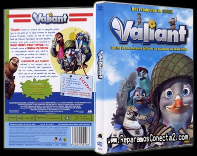 Valiant [2005] español de España megaupload 2 links cine clasico