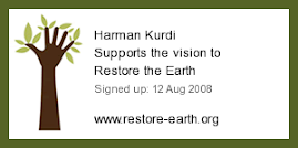 "Support ""Restore the Earth"""