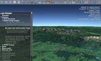 World Wind i3 Landsat - Tatry
