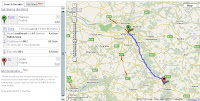 Google Maps route planner / collections