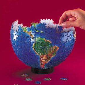 Con tu granito de arena podés arreglar una parte del Mundo..
