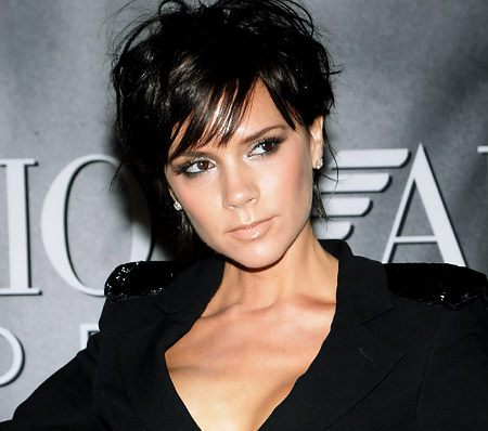 victoria beckham short hair back view. me to go for short hair
