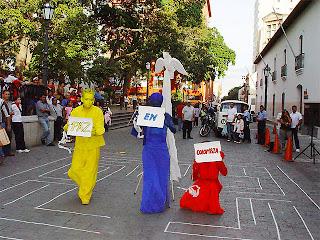 Teteca teatro de calle el teatro de calle definicion for Definicion de espectaculo