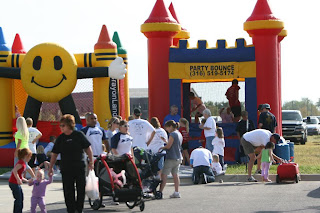 Bounce Houses, Summer Carnivals, Festivals for Kids
