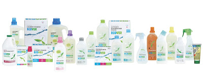 green cleaning, ecofriendly household products