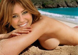 Miley Cyrus Nude porn