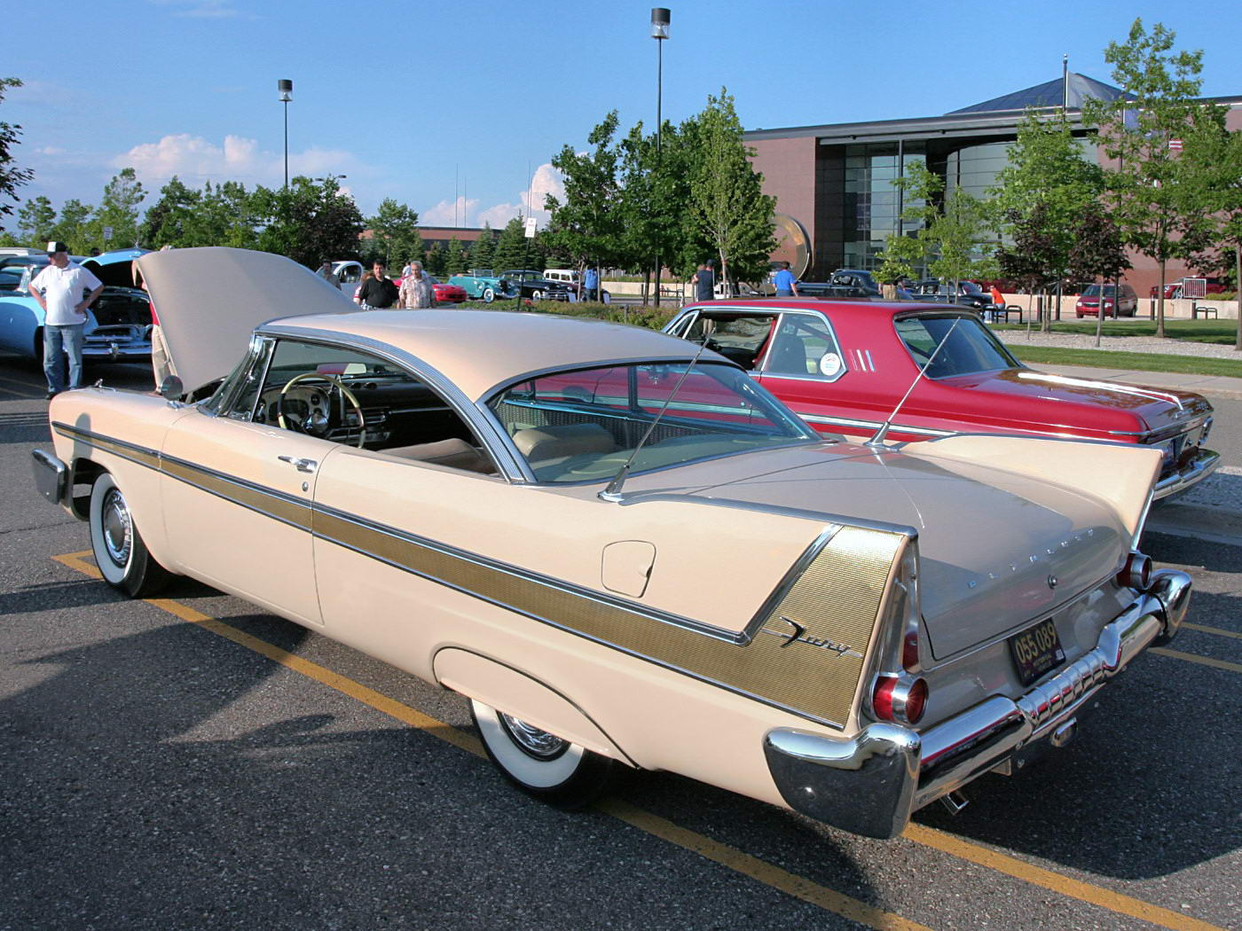 1958 Plymouth Fury | Classic