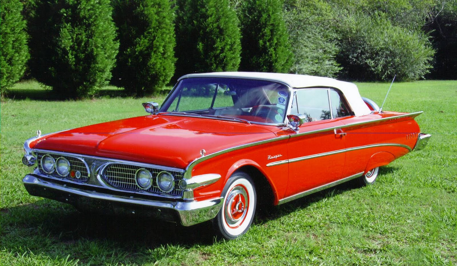 1960 Edsel Ranger Classic Car Pictures