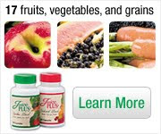 Allergen Free Whole Food Supplement