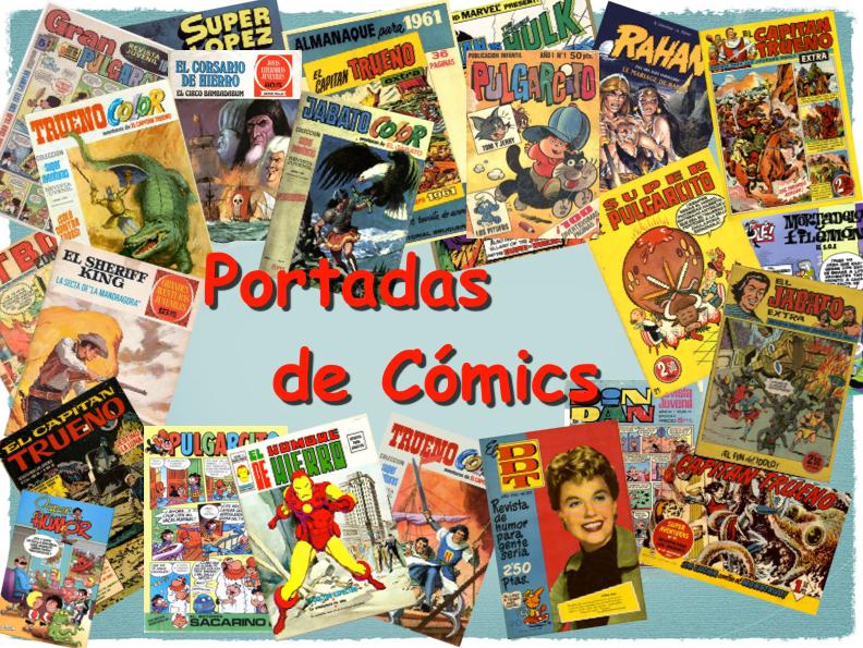 Portadas de Comics