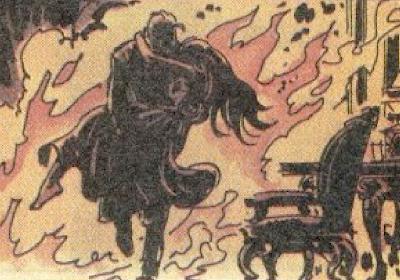 Comics compartidos el teniente blueberry en el secreto de for Teniente blueberry