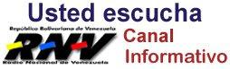 Escucha Radio Nacional de Venezuela