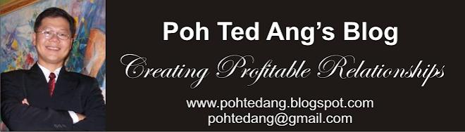 Poh Ted Ang Blog