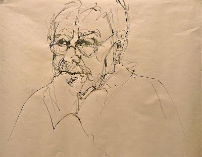 Line Drawing Portrait Artists : Portfolio wild portrait artist