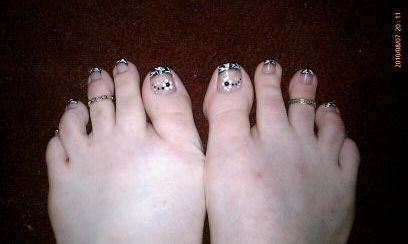 Cute Fingernail Art Toenail Designs More