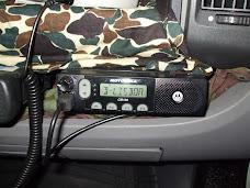 O Meu Rádio Profissional de UHF em móvel é um MOTOROLA CM160