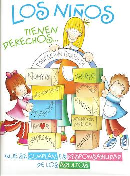 PROCLAMACION DE LOS DERECHOS DEL NIÑO Y DEL ADOLESCENTE
