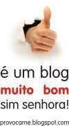  um blog muito bom sim senhora!
