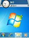 Windows 7 Ultimate 240x320 S60v3 Theme (S60v3 Themes)