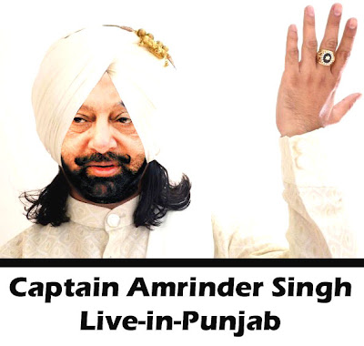 captainsir Captain Amrinder Singh