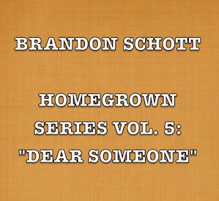 Brandon Schott - Homegrown Recordings Vol. 5