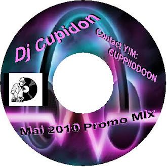 Dj Cupidon - Mai 2010 Promo Mix