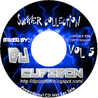 Dj Cupidon - SUMMER COLLECTION VOL 5