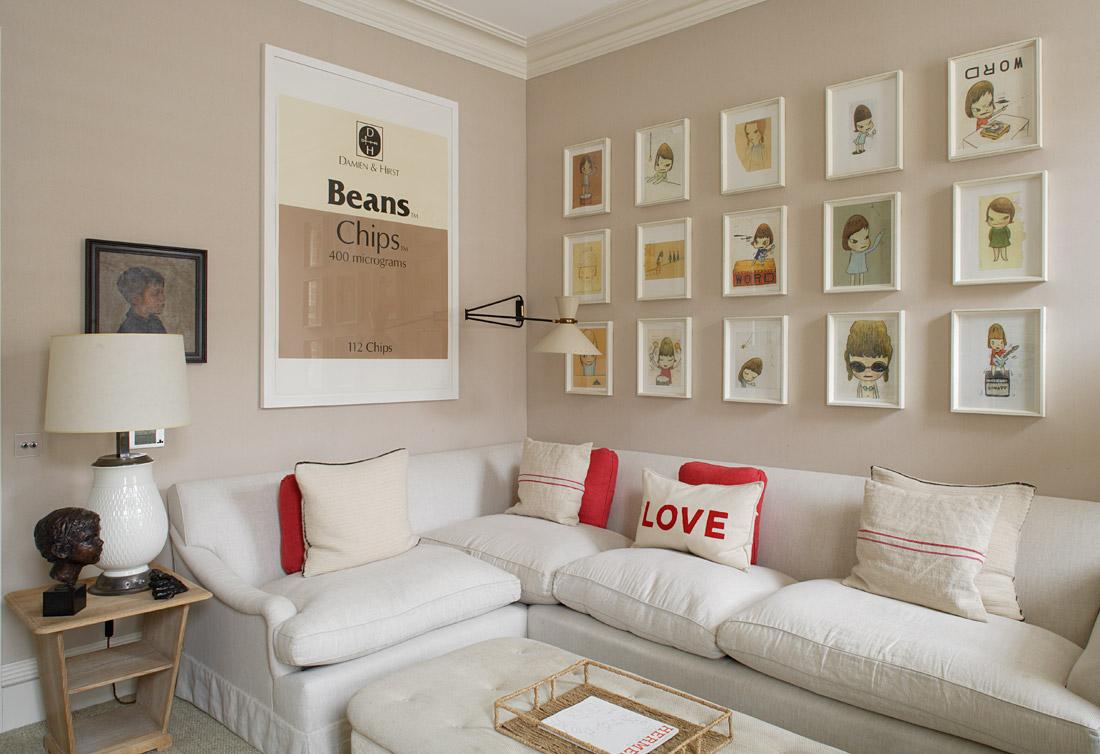 A beach house in london - Ver casas decoradas por dentro ...