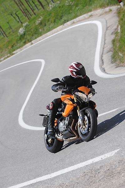 2009 Benelli Tornado Naked Tre 899 Photos, Informations
