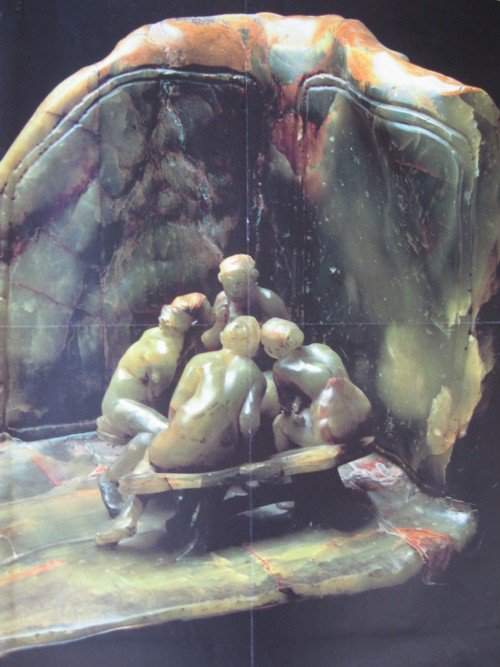 Camille Claudel 1864-1943   French sculptor and graphic artist