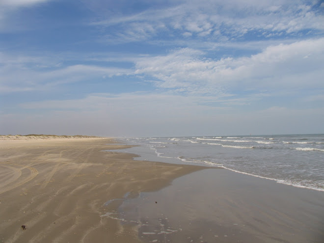 Corpus Christi, TX beach
