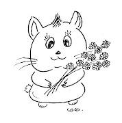 voici votre image gratuite pour 1 semaine. Profitez-en ! hamster