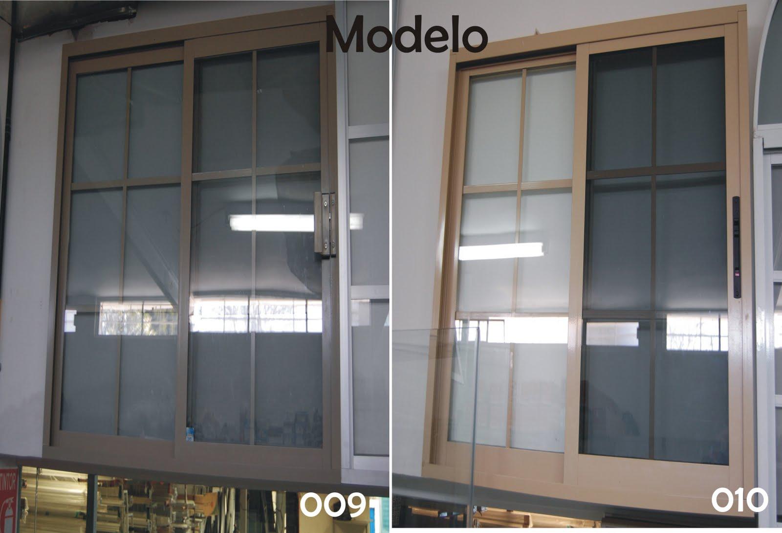 Ventanas y puertas t rmicas ventanas doble vidrio con for Ventanas de aluminio doble vidrio argentina