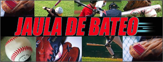 Jaula - Caja de Bateo Beisbol