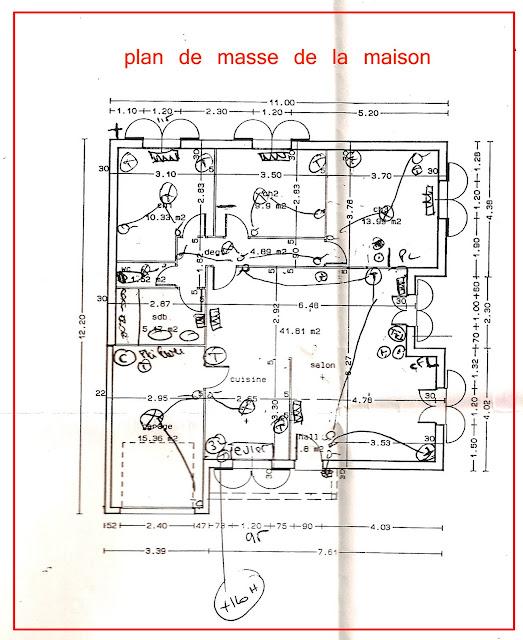 Votre maison 66 les plan de masses - Plan de masse et plan de situation ...