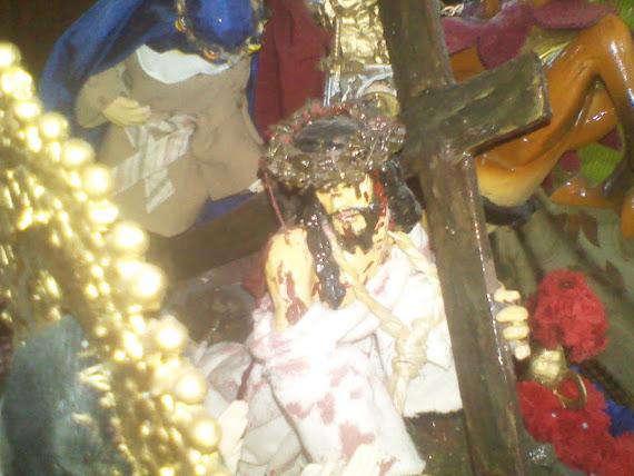 Cristo camino al Calvario