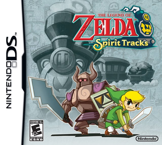 The Legend of Zelda: Spirit Tracks [NDS] - Juegos Pc Games - Lemou's Links - Juegos PC Gratis en Descarga Directa
