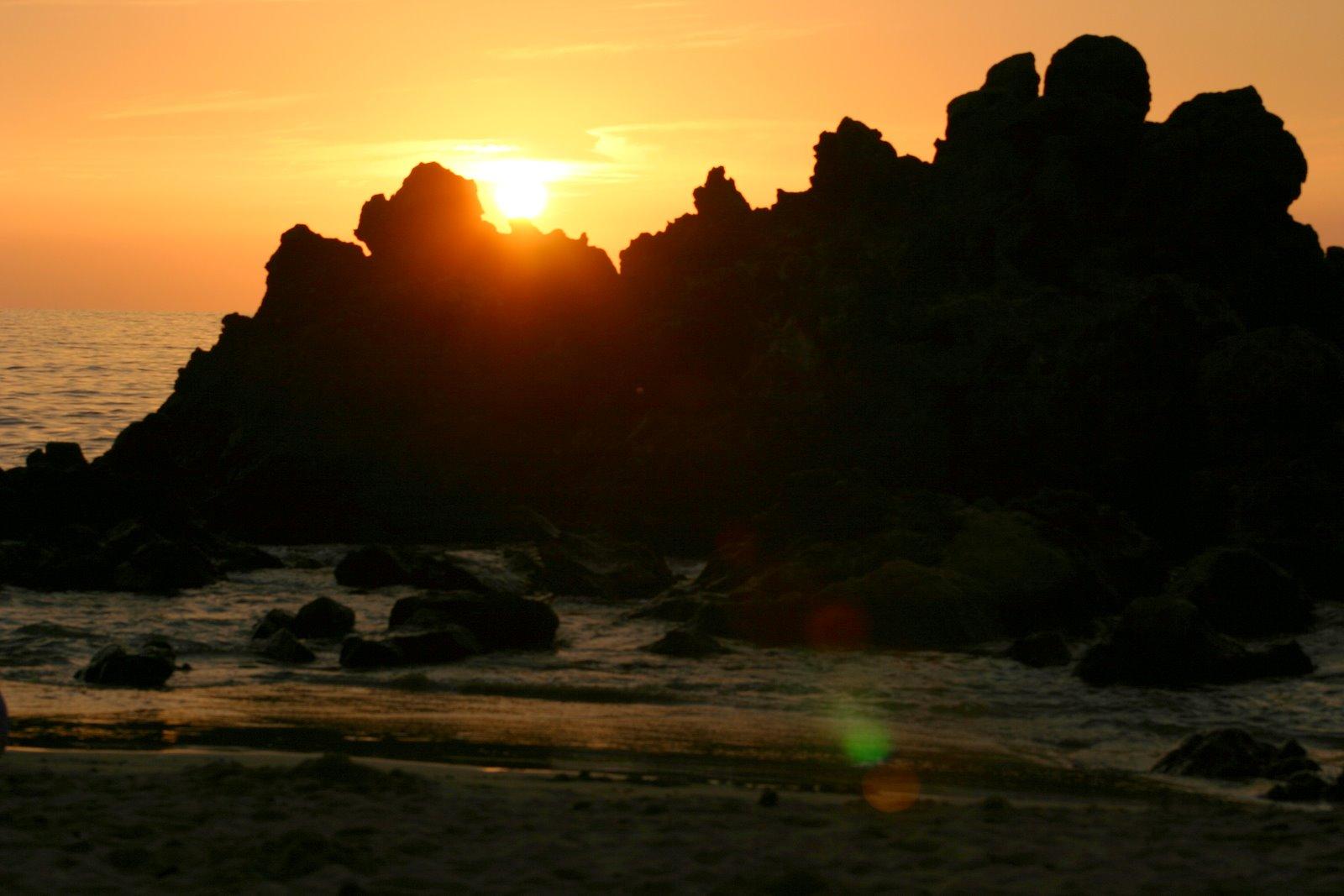 [sunset+in+hawaii]