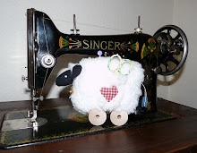 Sheep Pincushion Tutorial PDF