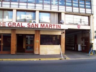 Cuartel de Bomberos de Gral. San Martín