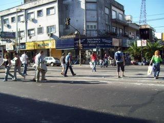 Esquina de Belgrano y 25 de Mayo