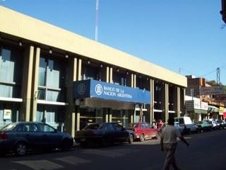 Banco de la Nación Argentina Sucursal San Martín