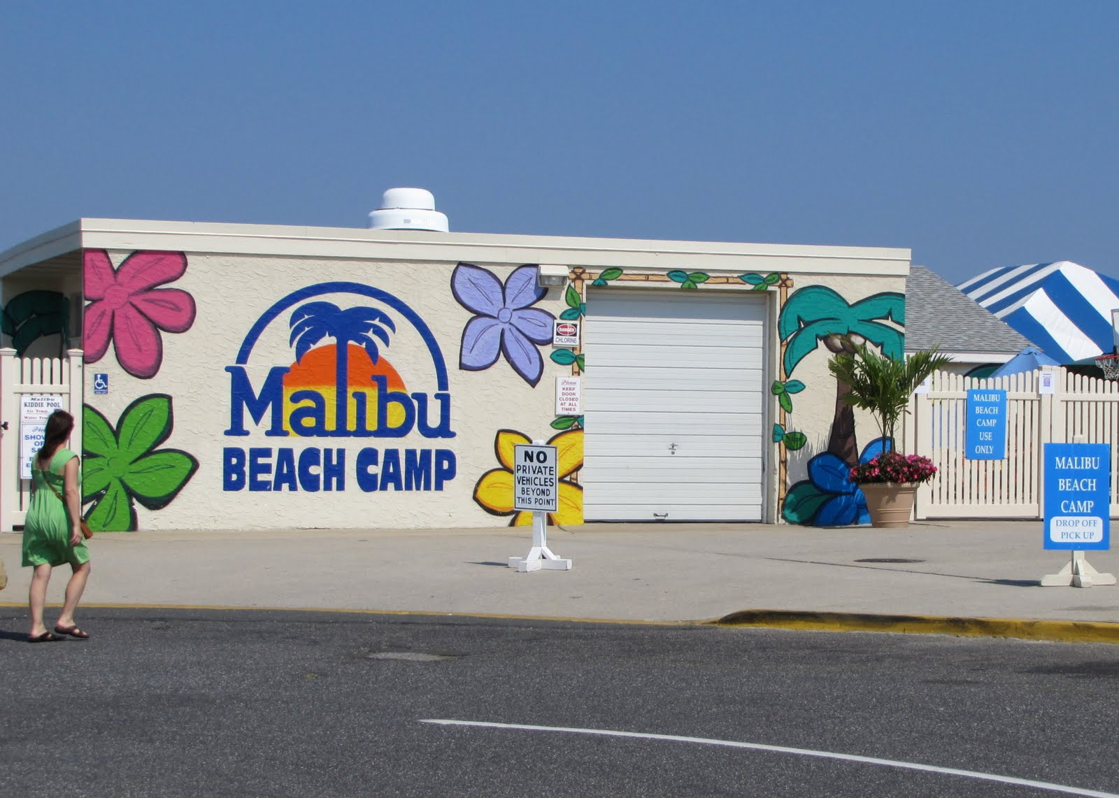 Maliblue lido beach