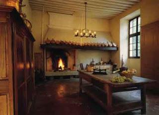 Cozinha do Castelo  Cozinha+antiga